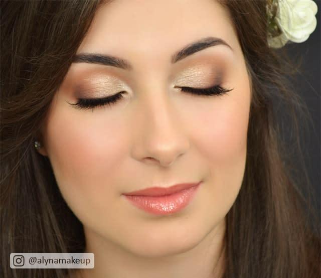 Wedding Make Up.Bridal Makeup Malta Alyna Makeup Artist