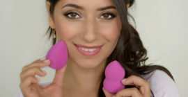 Blending Drop & Blending Stamp – Le Makeup Sponge di Neve Cosmetics