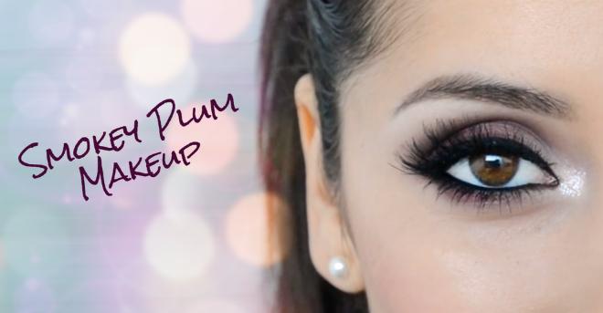 Plum Smokey Eye – Video Tutorial
