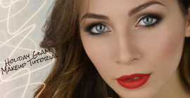 Holiday Make up - Video Tutorial