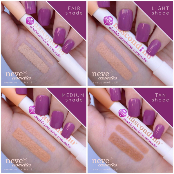 matitone-correttore-neve-cosmetics-swatches