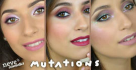 3 Makeup Tutorial – Mutations di Neve Cosmetics