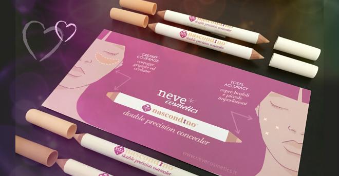 Il nuovo Nascondino Double Precision di Neve Cosmetics