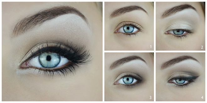 Pictorial - Neutral Eyes