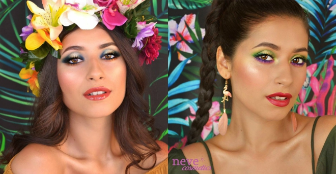 Psicotropical Collection – Neve Cosmetics