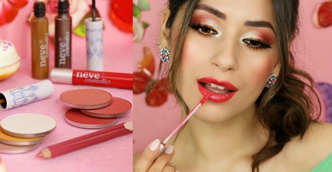 Tea Time Collection by Neve Cosmetics