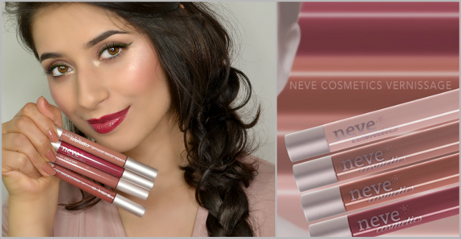 Vernissage Natural Gloss – Neve Cosmetics