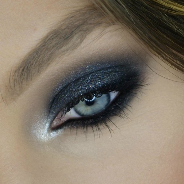 Estremamente Trucco Smokey Eyes Nero - Makeup Tutorial | Alyna Makeup PF32