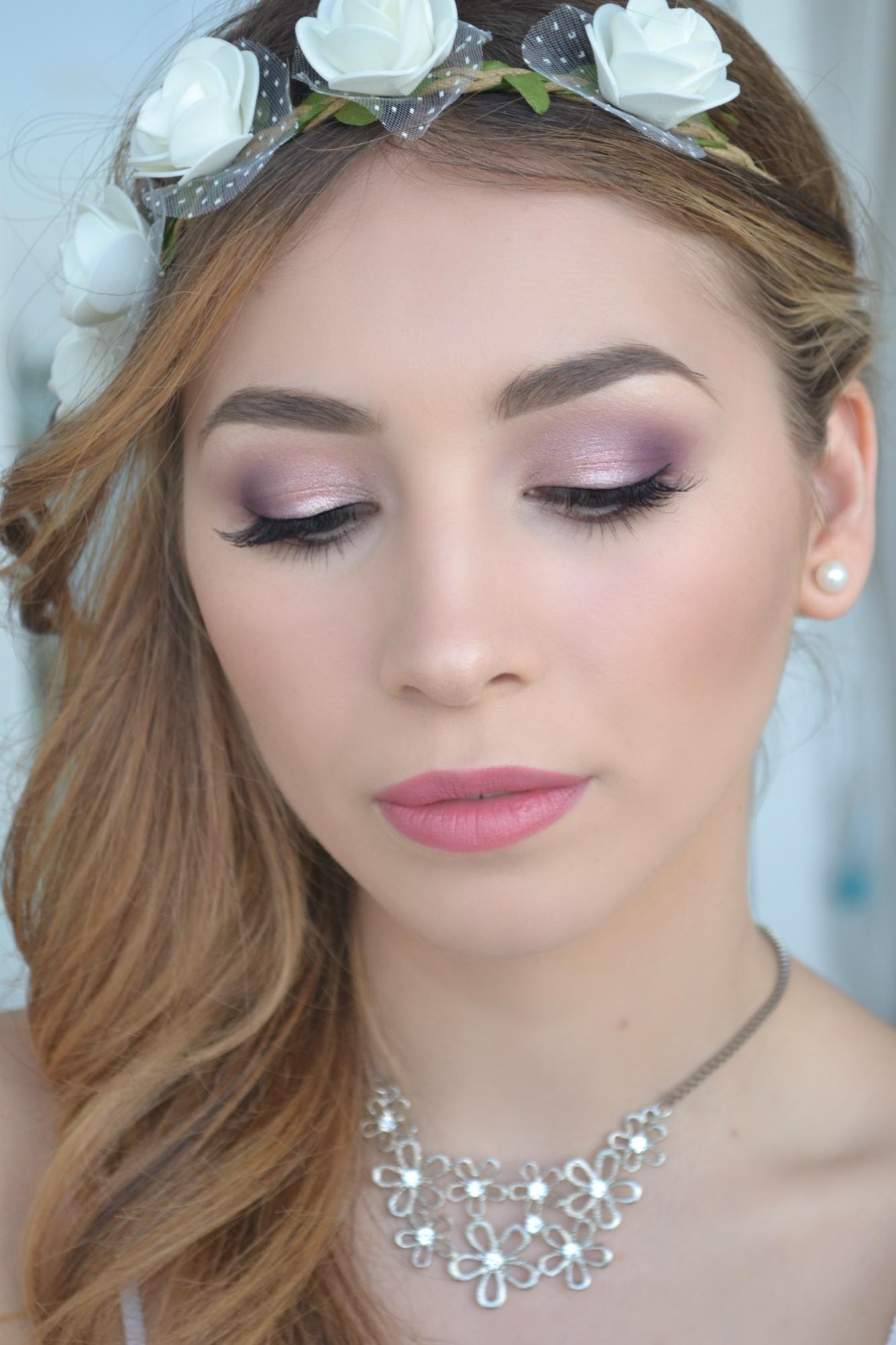 Popolare Trucco Sposa per Bionde - Makeup Tutorial | Alyna Makeup HI16